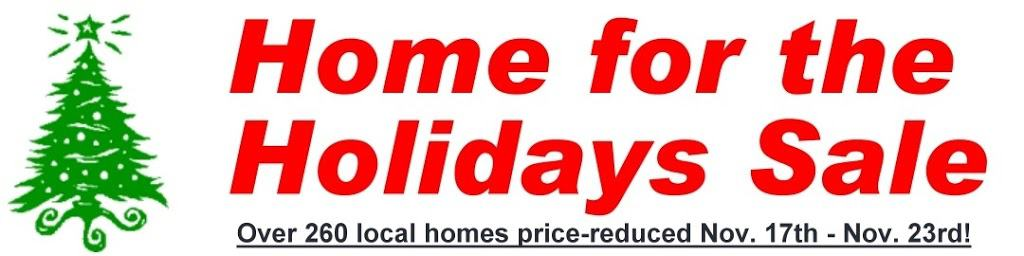 Home for the Holidays SALE!!!