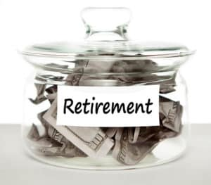 Retirement money jar-do you have enough money to retire?